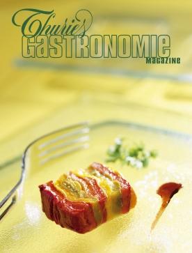 Thuriès Gastronomie Magazine n°170 Juin 2005