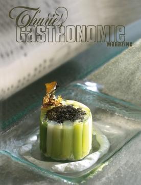 Thuriès Gastronomie Magazine n°172 Septembre 2005