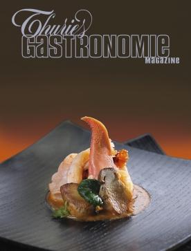 Thuriès Gastronomie Magazine n°184 Novembre 2006