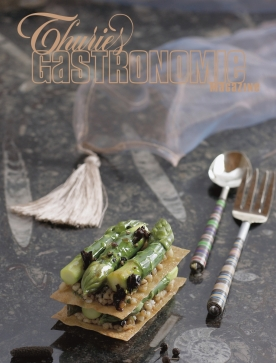 Thuriès Gastronomie Magazine n°187 Mars 2007