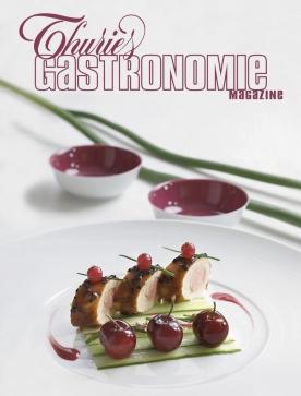 Thuriès Gastronomie Magazine n°191 Juillet-Août 2007