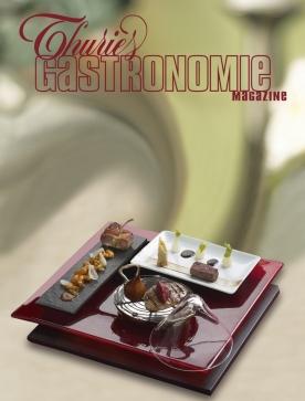 Thuriès Gastronomie Magazine n°192 Septembre 2007