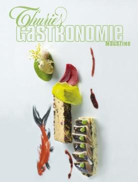 Thuriès Gastronomie Magazine n°198 Avril 2008