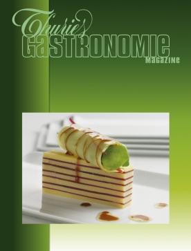 Thuriès Gastronomie Magazine n°199 Mai 2008