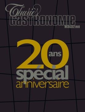Thuriès Gastronomie Magazine n°201 Juillet-Août 2008