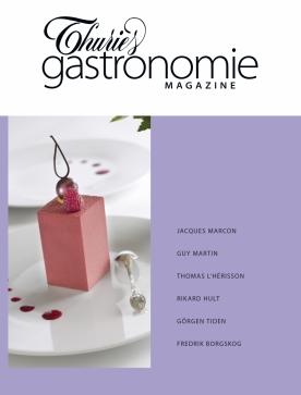 Thuriès Gastronomie Magazine n°202 Septembre 2008