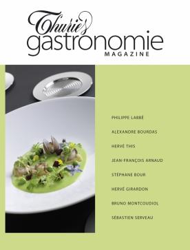 Thuriès Gastronomie Magazine n°203 Octobre 2008