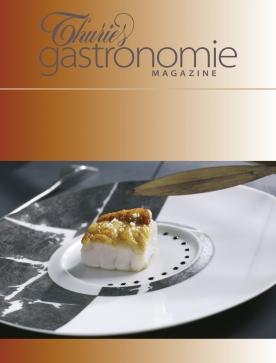 Thuriès Gastronomie Magazine n°204 Novembre 2008