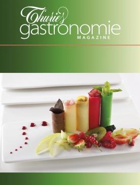 Thuriès Gastronomie Magazine n°212 Septembre 2009
