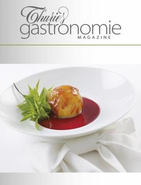 Thuriès Gastronomie Magazine n°213 Octobre 2009