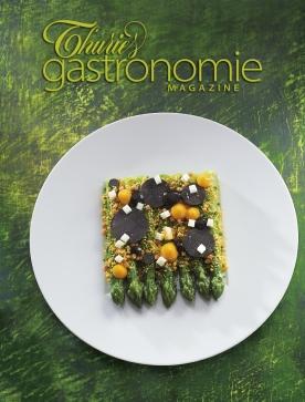 Thuriès Gastronomie Magazine N°258 Avril 2014