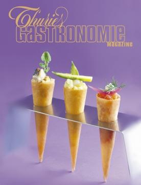 Thuriès Gastronomie Magazine n°168 Avril 2005