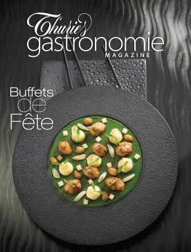 Thuriès Gastronomie Magazine n°265 Décembre 2014