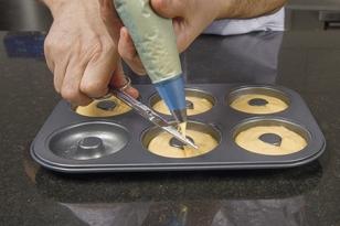 Dresser la pâte.