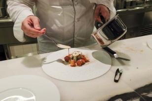 Gâteau de foie par Jean-François Piège