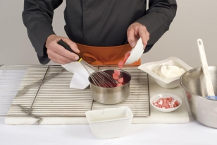 Fondre les fraise Tagada®