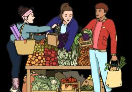 DOUZE, UNE CASERNE MILITAIRE TRANSFORMÉE EN FOOD COURT