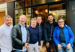 Christian Constant cède le Café Constant à Cyril Lignac