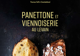 PANETTONE ET VIENNOISERIE AU LEVAIN, THOMAS TEFFRI-CHAMBELLAND