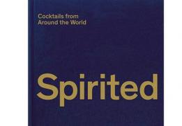 SPRIRITED, COCKTAIL FROM AROUND THE WORLD, ADRIENNE STILLMAN