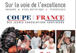 Maintien de la Coupe de France des Jeunes Chocolatiers Confiseurs 2021