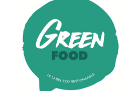 GREEN FOOD, LE LABEL D'UNE ALIMENTATION DURABLE AU RESTAURANT