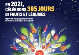 2021, ANNÉE INTERNATIONALE DES FRUITS ET LÉGUMES
