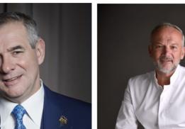 Christian Le Squer et Éric Beaumard renforcent leur collaboration avec la famille Ruello