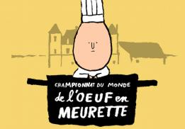 Le Championnat du monde de l'œuf en meurette ouvre ses portes aux amateurs  Les 9 et 10 octobre 2021