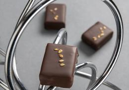 BONBON CHOCOLAT CARAMEL CACAHUÈTE