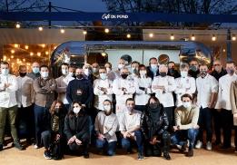 La caravane des chefs, food truck solidaire de Lyon