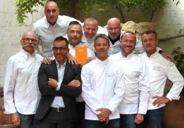 Chefs Châteaux & Hôtels Collection de la région PACA