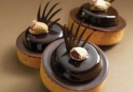 Recette de pâtisserie de Christophe Roussel
