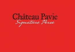Château Pavie - Signature Perse