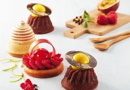 La création d'un dessert selon Marc Dambra