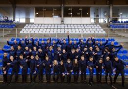 L'équipe de France des métiers2019