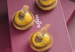 Tartelette aux noix par Eric Vergne