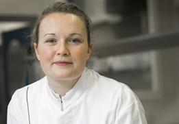 Fanny Malhié, lauréate du Trophée national de cuisine & de pâtisserie