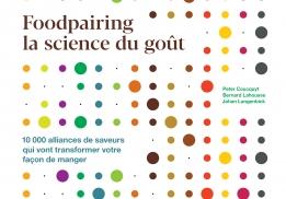 FOODPAIRING, LA SCIENCE DU GOÛT