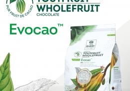 Evocao : le nouveau chocolat ToutFruit de Cacao Barry