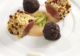 Thon rouge quinoa par Jean-Yves Schillinger