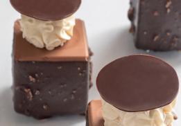 LE CUBE - recette patisserie au chocolat par Rémi Touja