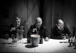 Manu Amoros, Gilles Ozzello et Julien Allano