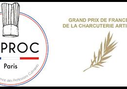 GRAND PRIX DE FRANCE DE CHARCUTERIE ARTISANALE DU 3 AU 5 OCTOBRE 2020