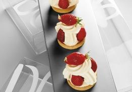Tarte aux fraises par Jonathan Blot