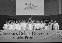 Concours Relais Desserts Charles Proust 2018