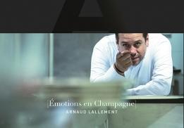 Émotions en Champagne, un livre d'Arnaud Lallement