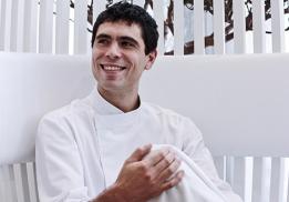 Arnaud Davin, nouveau chef de l'Hôtel Renaissance à Aix-en-Provence