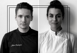 Virgilia Lebigre et Julien Despaquis
