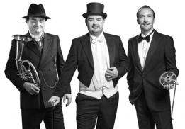 Les Chefs font leur cinéma : Armand Arnal, Jean-François Piège et Cédric Béchade